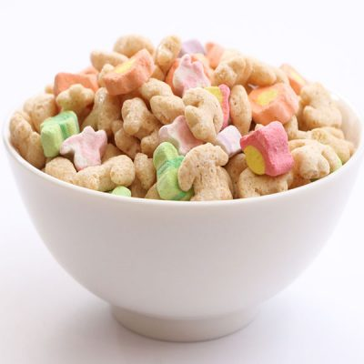 Strawberry Marshmallow Cereal Food Flavour - Purilum