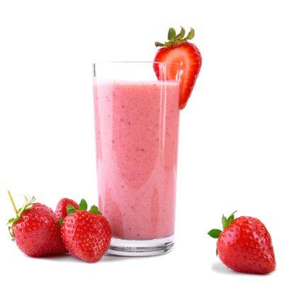 Strawberry Milkshake Food Flavour