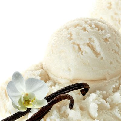 Vanilla Bean Ice Cream Food Flavour