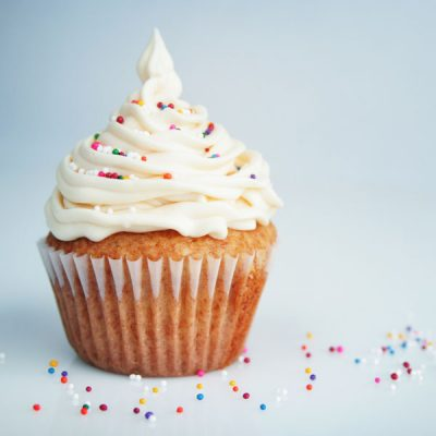 Vanilla Cup Cake Food Flavour