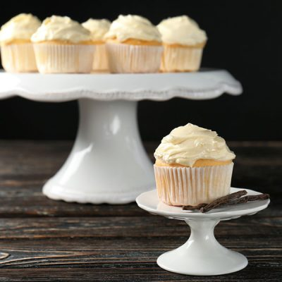 Vanilla Cupcake Food Flavour by Capella
