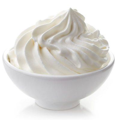 Whipped Cream Food Flavour