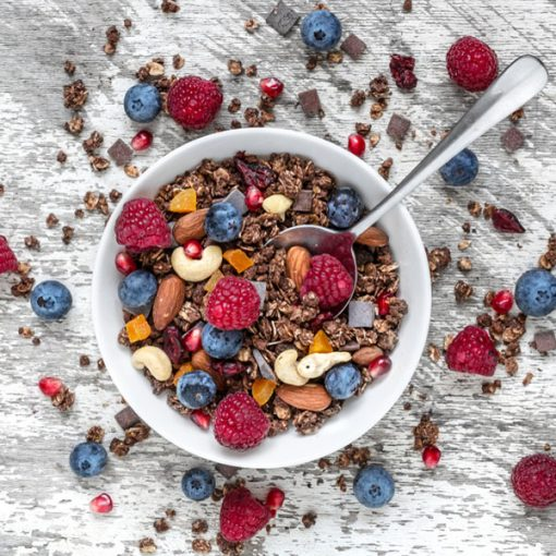 Fruit Flakes Food Flavour