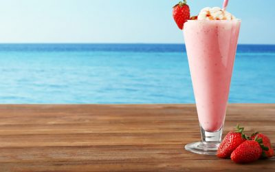 Cool Strawberry Shake – Instructional DIY Recipe
