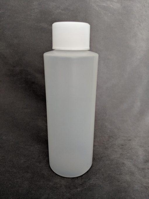 120ml HDPE Bottle with cap Vape E-Juice