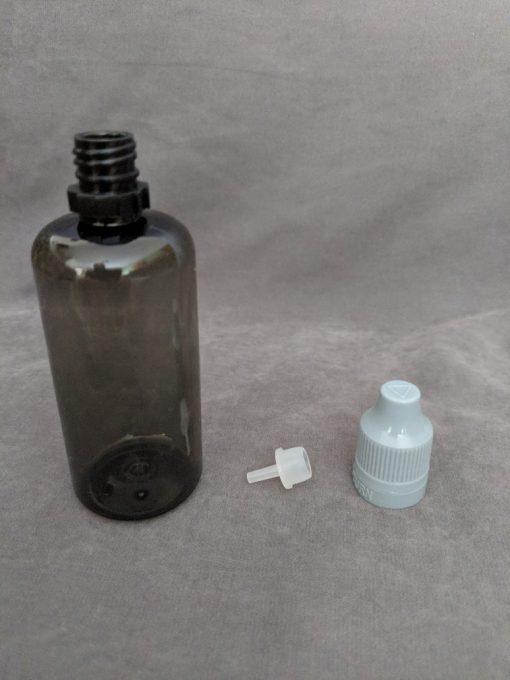 60ml PET Bottle Vape E- Juice