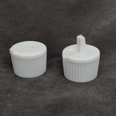 Flip-top Polytop Cap for 120ml and 250ml HDPE bottles