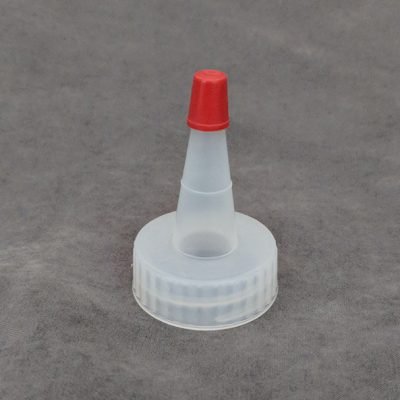 Yorker Cap, Red Tip for 500ml and 1 litre bottle. This Yorker Cap fits HDPE 1 litre bottle and also fits all 1 litre bottles of VG and PG