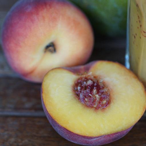 Peach Juicy Food Flavour