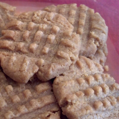 Peanut Butter Cookie Food Flavour